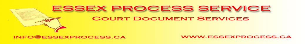Essex Process Service